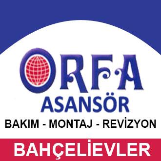 ORFA ASANSÖRLERİ