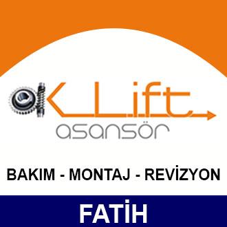 Ok Lift Asansör