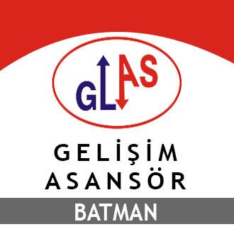 Batman Gelişim Asansör