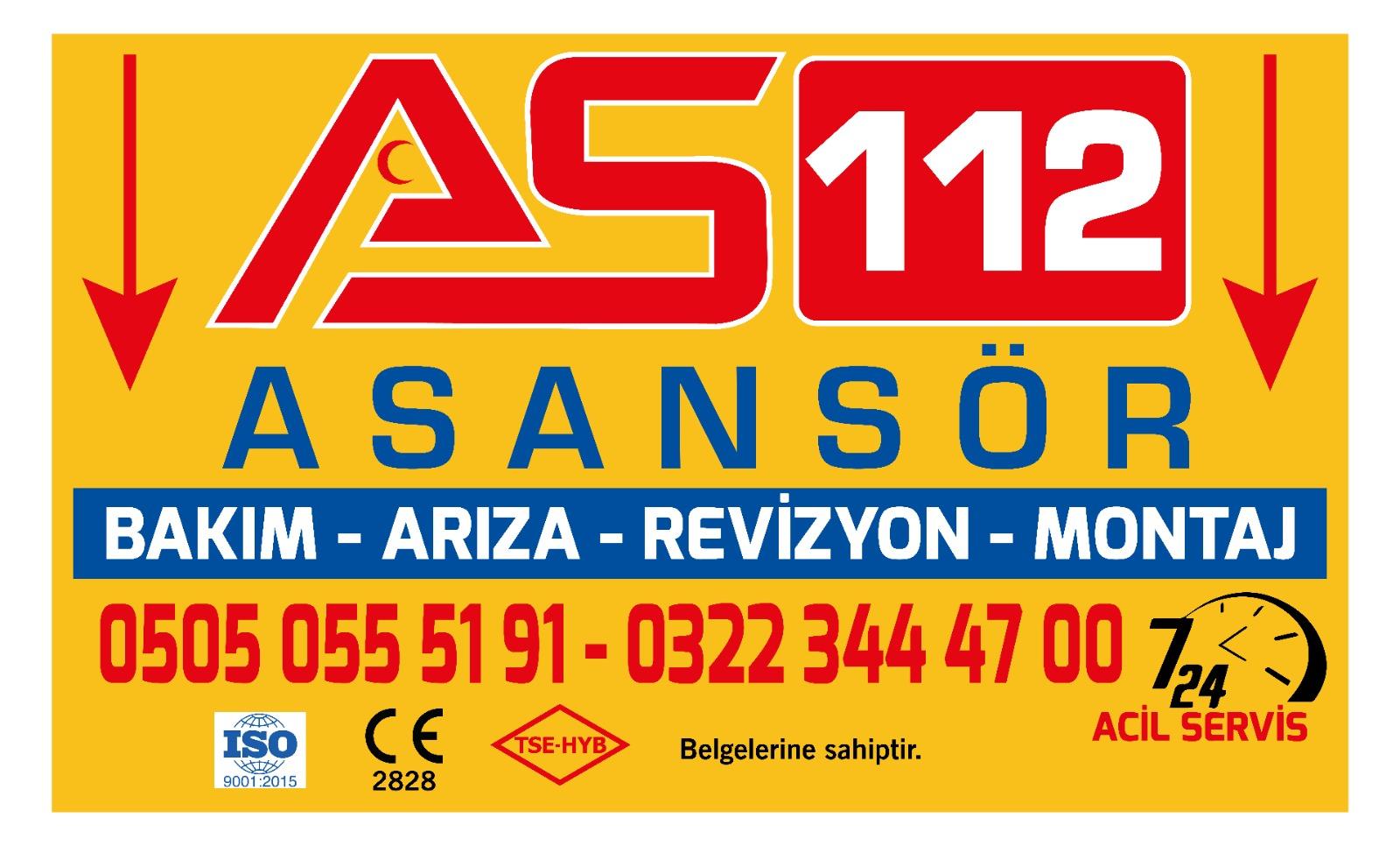 AS112 ASANSÖR SAN.LTD.ŞTİ