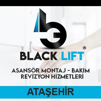 Black Lift Asansör